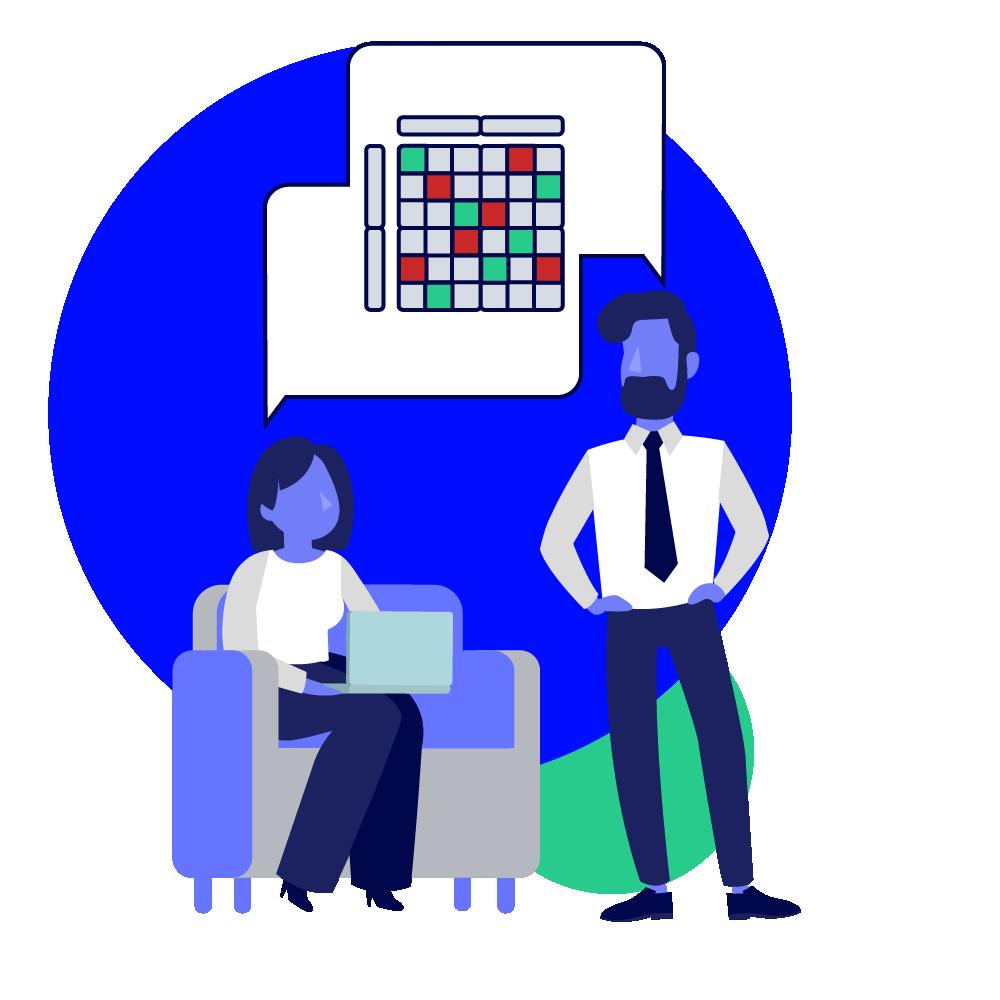 Gebruik de SWOT-analyse en Confrontatiematrix bij management meetings
